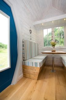 Heartwood tiny homes New Forest glamping